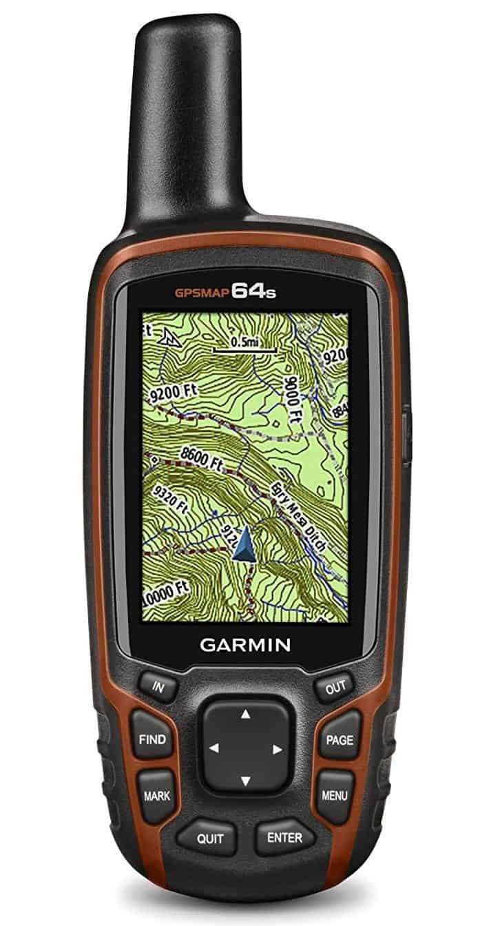 Best Handheld GPS for Hiking – Garmin