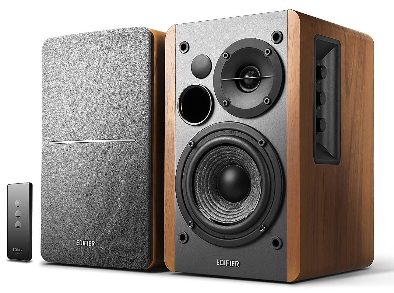 Best Powered Bookshelf Speakers Under 100 – Edifier