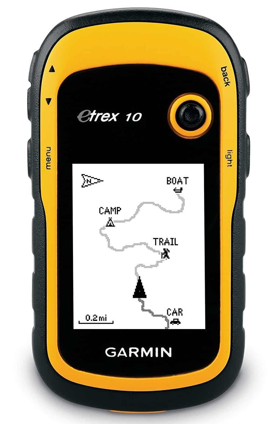 Garmin eTrex 10 Outdoor Handheld GPS