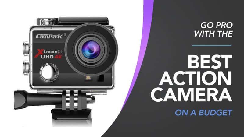 Best Budget Action Camera (Under £100) Buying Guide Review UK