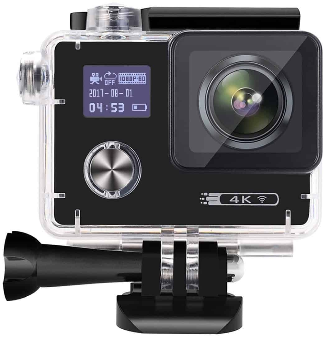 YDI G80 Action Camera Waterproof