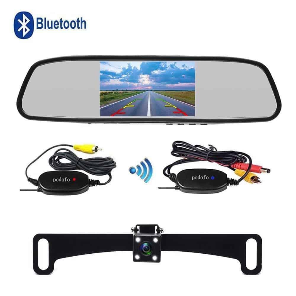 Best Bluetooth Reversing Camera – Podofo