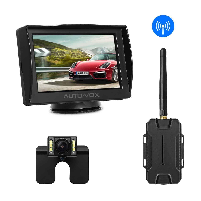 Best Wireless Reversing Camera – AUTO-VOX