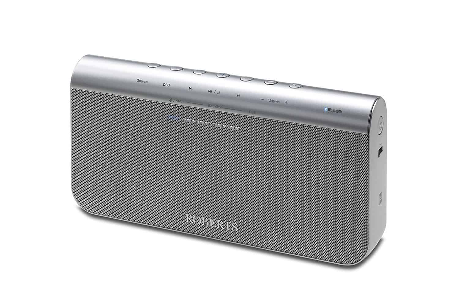 Rechargeable DAB Radio Bluetooth – Roberts