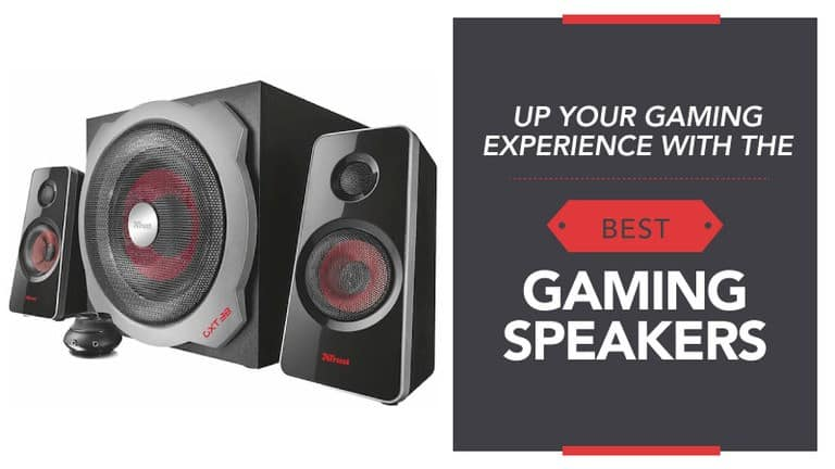 best gaming speakers review uk