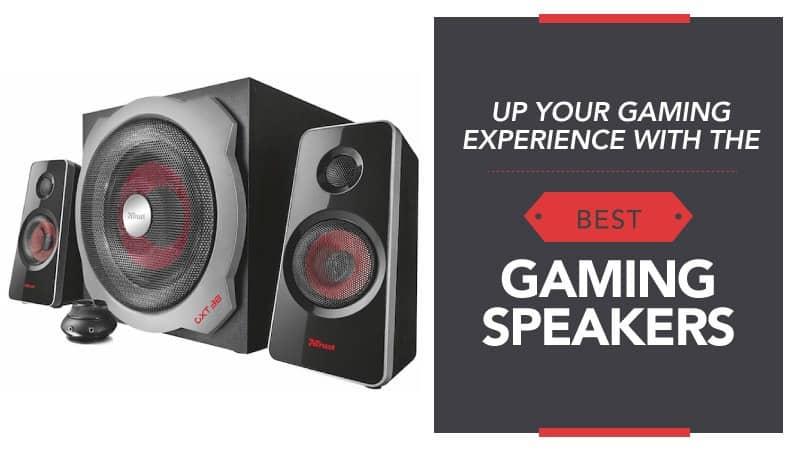best gaming speakers review uk