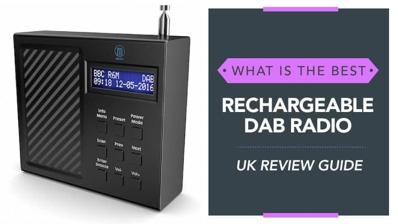 What-is-the-Best-Rechargeable-Dab-Radio-UK-Review-Guide