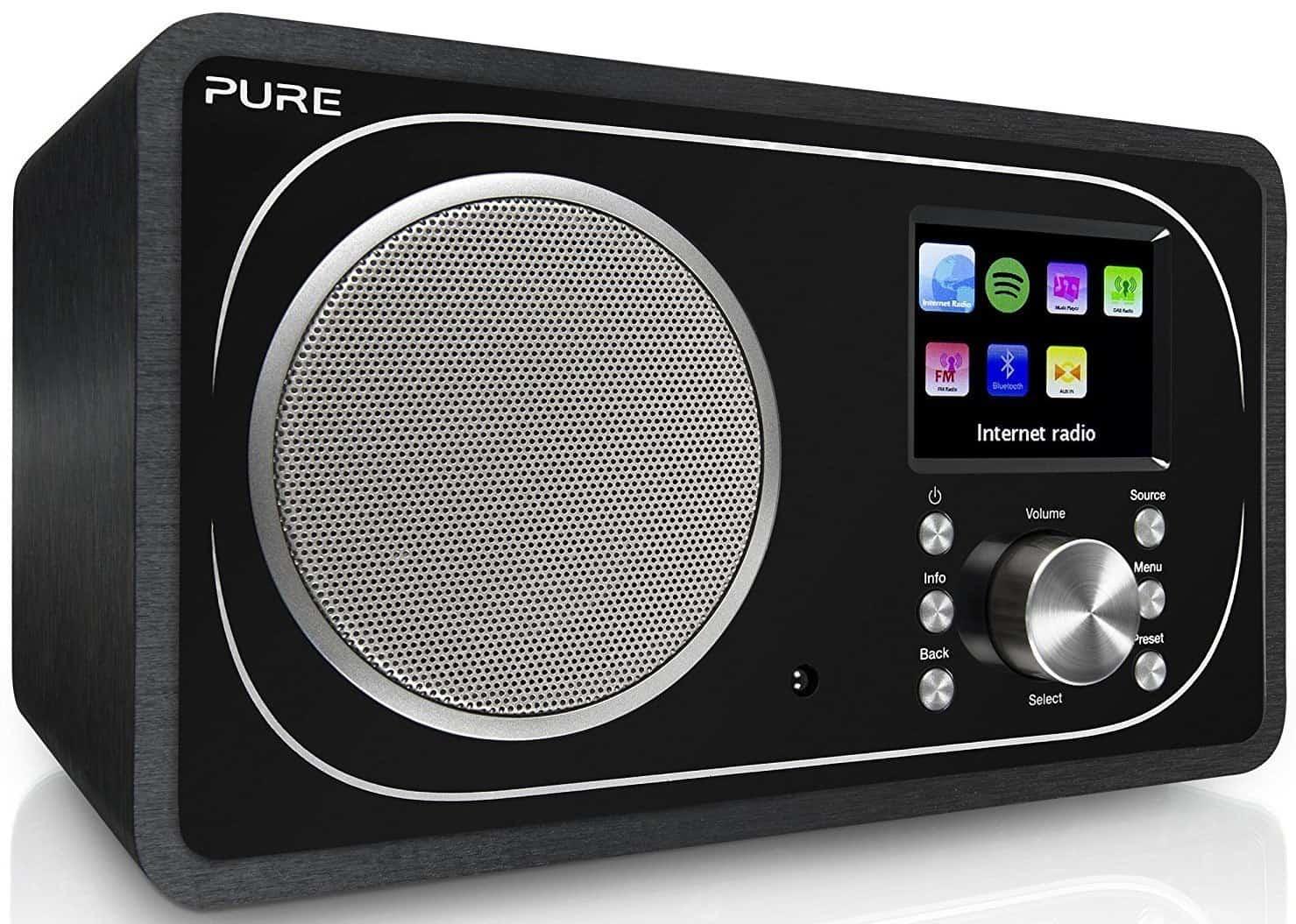 Best DAB Internet Radio – Pure
