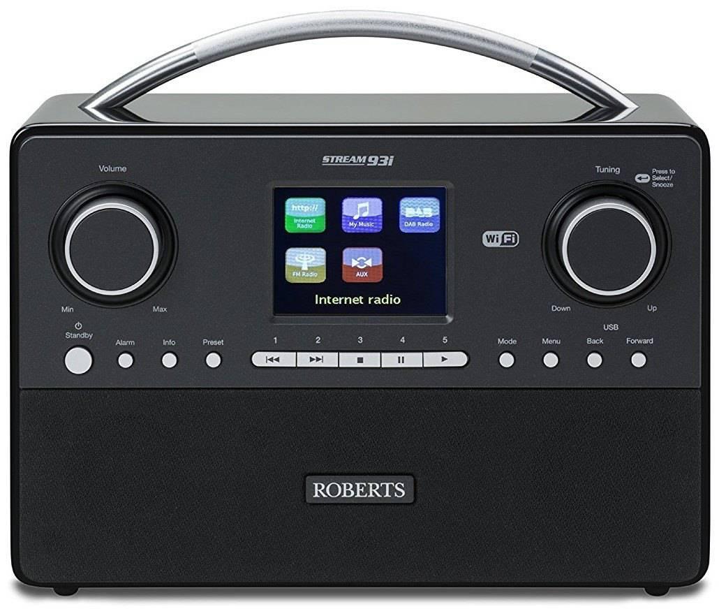 Best Internet Radio Stations – Roberts