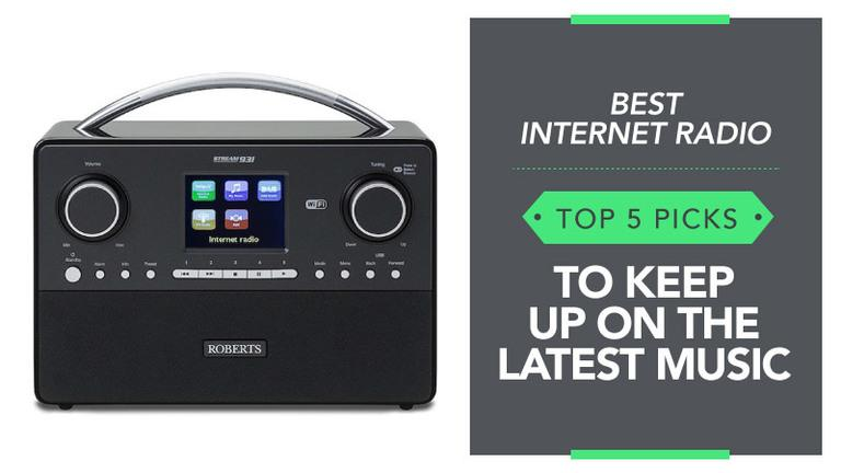 Best Internet Radio Top 5 Picks to Keep up on the Latest Music