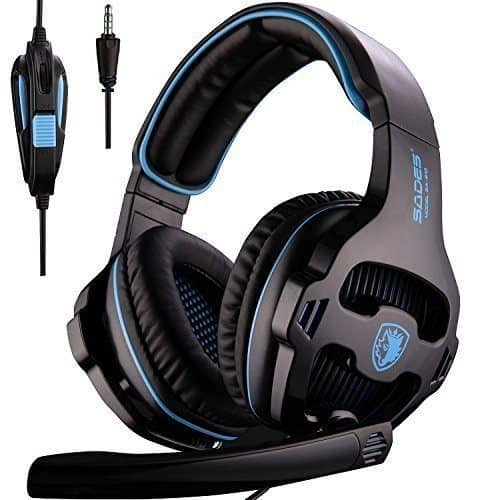 Best PS4 Wireless Headset Under £50 - Sades