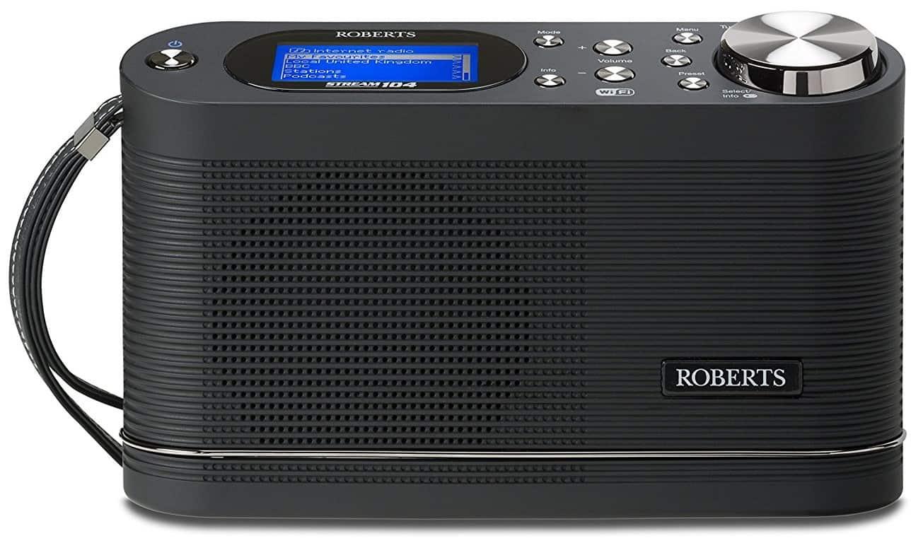 Best Portable Internet Radio – Roberts
