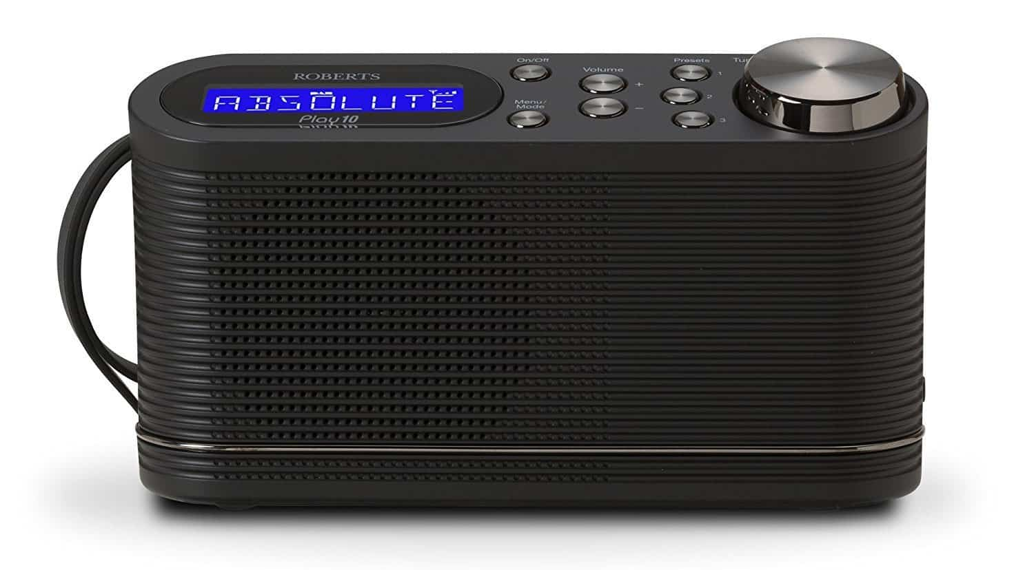 Best Sounding Portable DAB Radio – Roberts