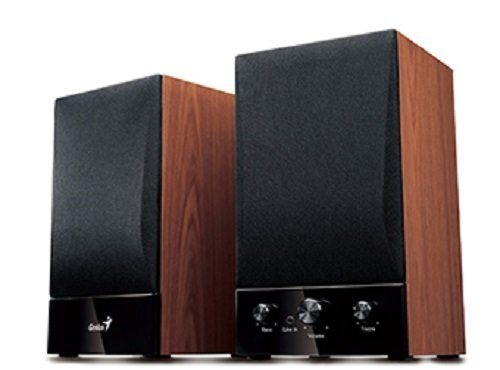 GENIUS SP-HF1250B 2-Way PC Speaker System