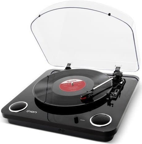 ION Audio Max LP Vinyl Conversion Turntable