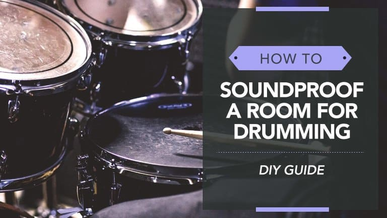 How to Soundproof Room for Drumming (DIY Guide)